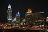 Cincinnati Skyline at Night, from Bellevue, Kentucky<br /> <br />  (CAS_3671)