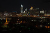 Cincinnati Skyline at Night, from Bellevue, Kentucky<br />  (CAS_3656)