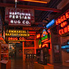 Neon signs at the American Sign Museum