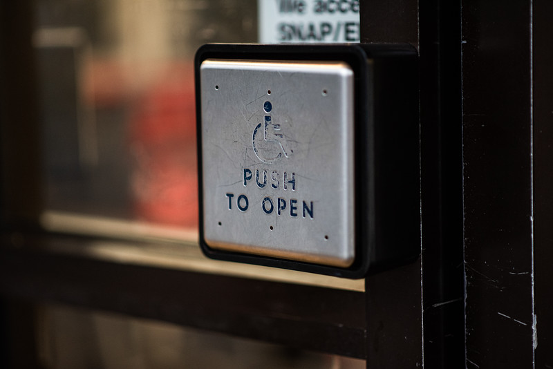 Push to Open