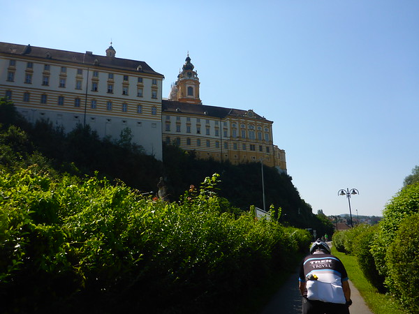 Prague to Vienna 08/14/2016