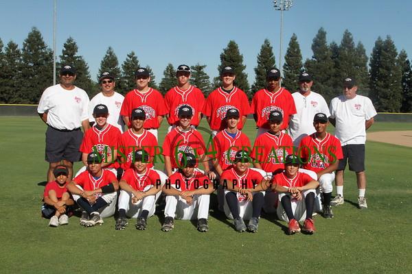 2011 - Greater Fresno Boys Baseball