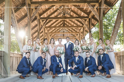 Beautiful Fall wedding at Big Sky Barn in Montgomery Texas