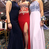 Students at the Greater Lowell Tech Prom at Boxboro Regency. SUN/David H. Brow