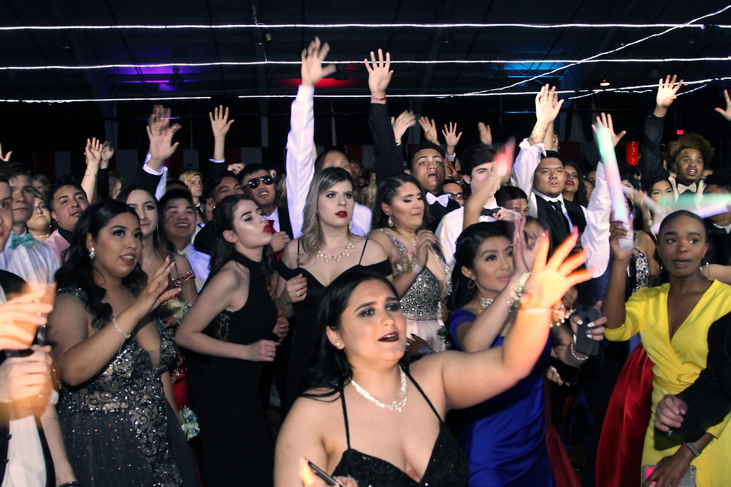 . Prom Night for Greater Lowell Tech HS. SUN/David H. Brow
