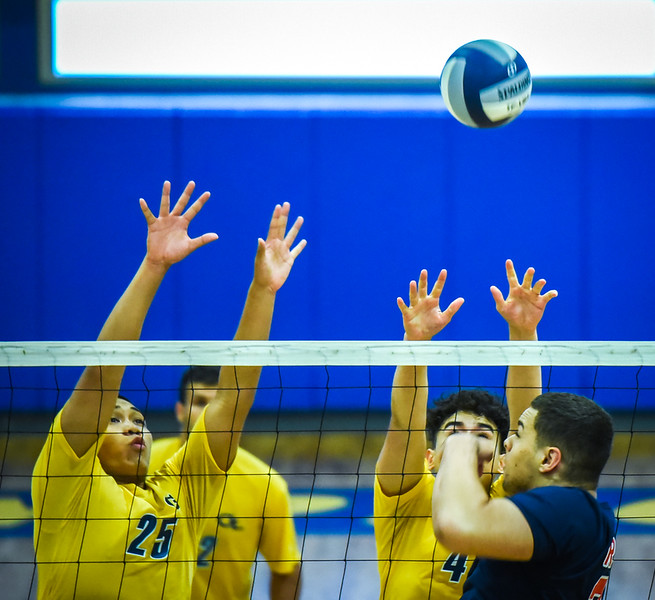 Greater Lowell Tech vs Central Catholic Men's Volleyball