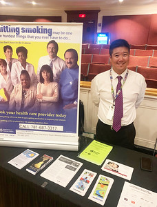 Dr. Jonathan Lee of VA Medical Center in Bedford