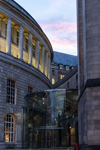 Manchester Central Library and Town Hall Extension
