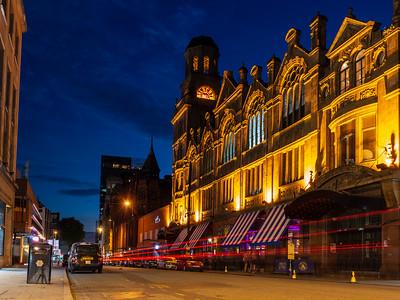 Manchester Albert Hall