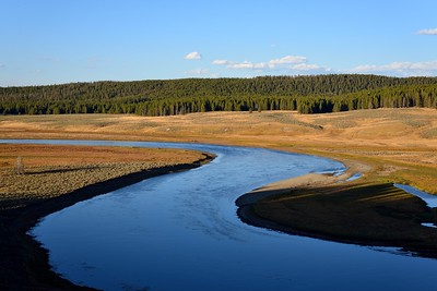 Meandering Yellowstone