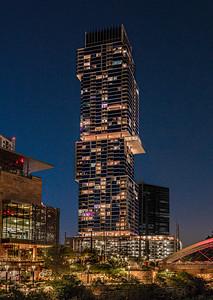 The Independent Condominium Tower In Austin