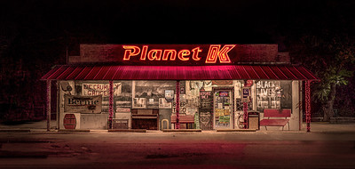 Planet K store on south I-35 in Austin