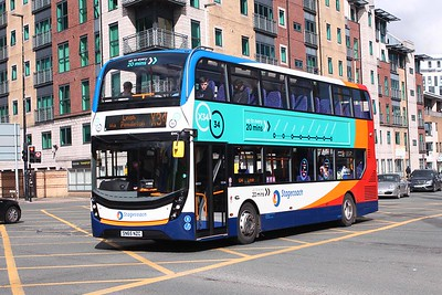 Bus Operators in Greater Manchester (UPDATE 05.11.2016)
