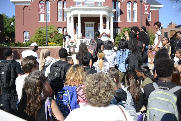 Black Lives Matter Bloomsburg University