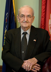State Rep. Merle H. Phillips is shown in this official state portrait.