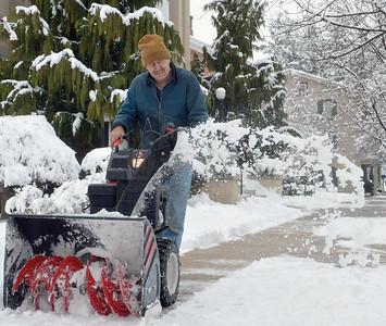 Snow Storm 1-25-14