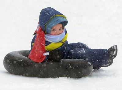 Snow Storm Jonas