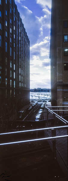 Pier -  From the HighLine - NY