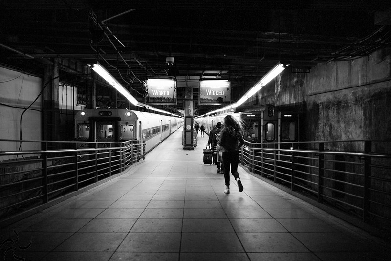 Running out of time - Grand Central - NY