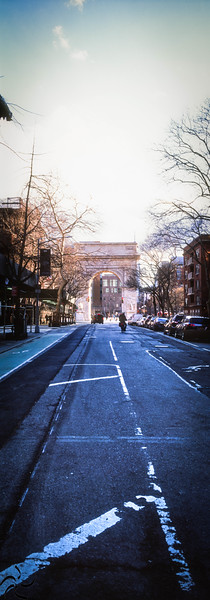 Washington Park Arch - Greenwich village - NY