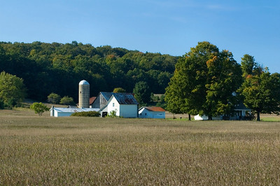 Sleeping Bear Dunes National Lakeshore | Old Farmstead | Leelanau County            fall