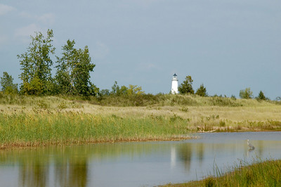 Tawas Point State Park | Tawas Point Lighthouse | Iosco County            fall