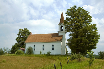 Cheboygan | Historic Church | Cheboygan County           summer
