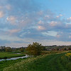 """26.05.13 - This Green and Pleasant Land<br /> <br /> A perfect end to a perfect day. This is a 2 shot photomerge panorama while walking the dog around sunset last night. This is looking north-east, with the river on the left and the low ridge of Lincoln Edge on the right. I live in the houses on the right. <br /> <br /> Here is the view looking north-west a bit later and further down the river just after sunset;<br /> <a href=""""http://johnloguk.smugmug.com/Photography/ALTERNATIVE-DAILY-POST/15316442_m3F5HV#!i=2536972345&k=xhJwjBK"""">http://johnloguk.smugmug.com/Photography/ALTERNATIVE-DAILY-POST/15316442_m3F5HV#!i=2536972345&k=xhJwjBK</a><br /> <br /> Thankyou for the comments on my Horsing Around medieval event collage yesterday, here is the full gallery if you want to see the images at a bigger size;<br /> <a href=""""http://johnloguk.smugmug.com/History/HORSING-AROUND/29626804_2Vh6nM#!i=2535172152&k=hK5mXTk"""">http://johnloguk.smugmug.com/History/HORSING-AROUND/29626804_2Vh6nM#!i=2535172152&k=hK5mXTk</a>"""