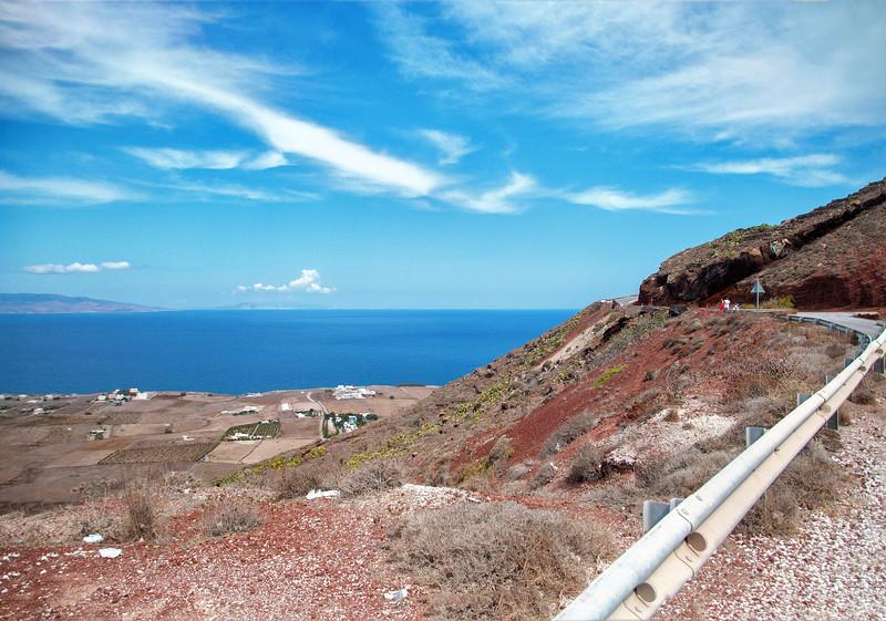 Oia. Santorini, Grece