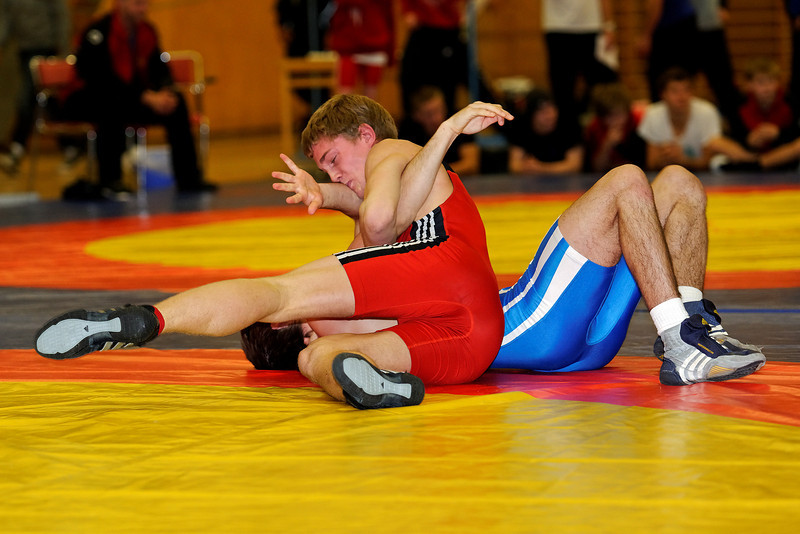 Remi Lindberg NOR (R) - Mattias Jansson SWE (B) - Bronze final -66 Kg - J23