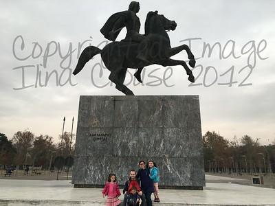 Greece 2018 Family Photos