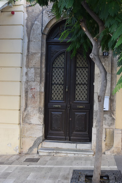 Ornamental doors have always been popular on these tours, many of them hundreds of years old
