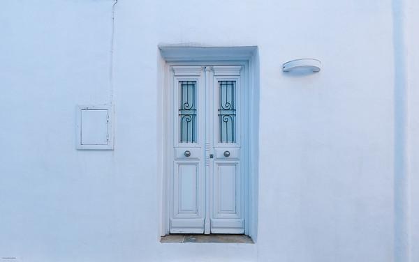 White Door 1