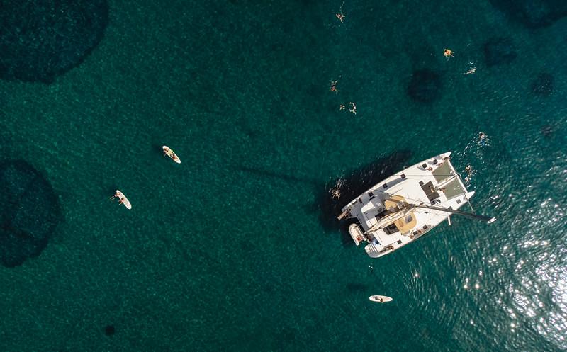 Drones Can't Swim