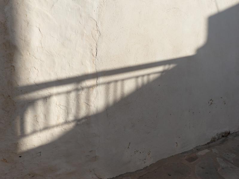 Railing Shadow