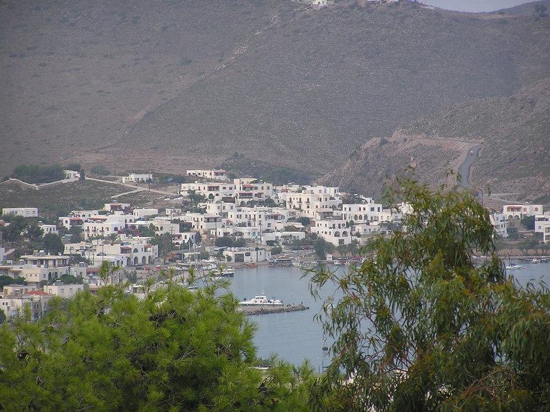 Town of Patmos