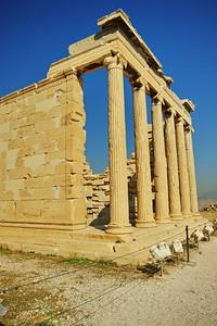Parthenon: Odeion of Herodes Atticus