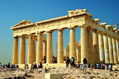 Athens:  The Acropolis & Parthenon