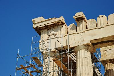 Athens_Parthenon-Scaffolding_D3S0112