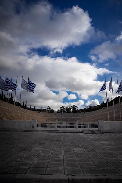 panathenaic stadium greece
