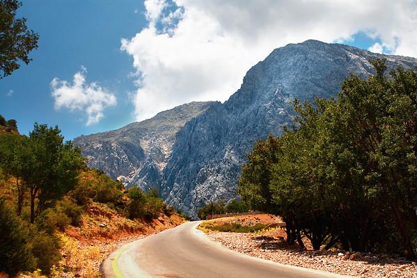 Around Crete