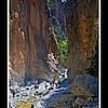 Samaria Gorge Crete, Iron Gates