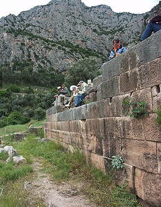 ancient-delphi-wall