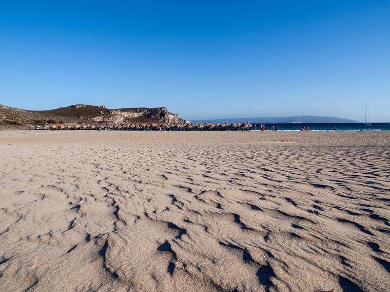 Simos beach, Kithira island in the distance, Elafonisos, Lakonia, Greece<br /> <br /> E-420 & Zuiko 12-60/2.8-4.0