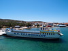 smallest of the three operating ferries on Elafonisos, Lakonia, Greece<br /> <br /> E-420 & Zuiko 12-60/2.8-4.0