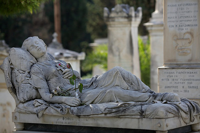 First cemetery of Athens