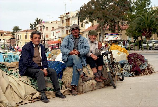 Forever friends, Aegina 1994