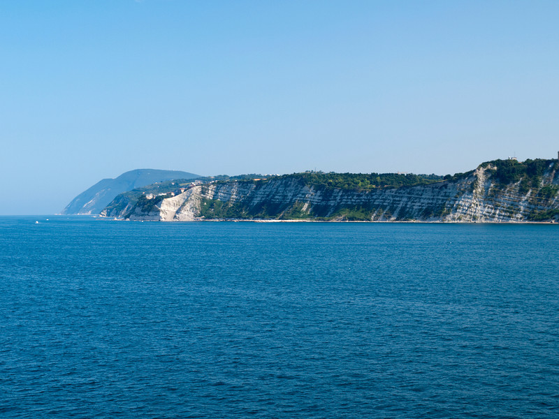 Marche coast, south of Ancona, Italy<br /> <br /> E-420 & Zuiko 12-60/2.8-4.0