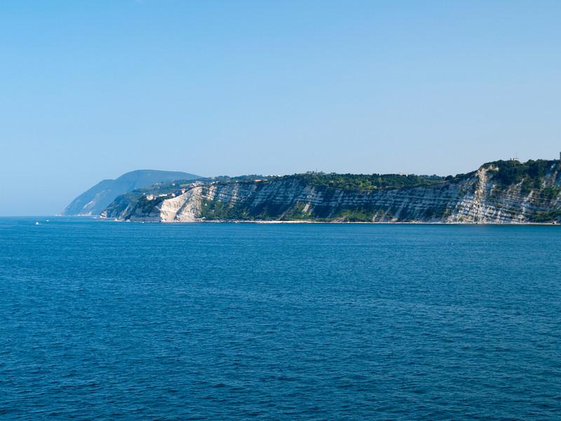 Marche coast, south of Ancona, Italy<br /> <br /> E-420 & Zuiko 12-60/2.8-4.0