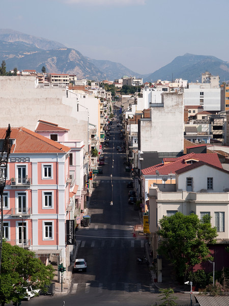 Ermou road, Patras, Achaia, Greece<br /> <br /> Olympus E-420 & Zuiko 12-60/2.8-4.0